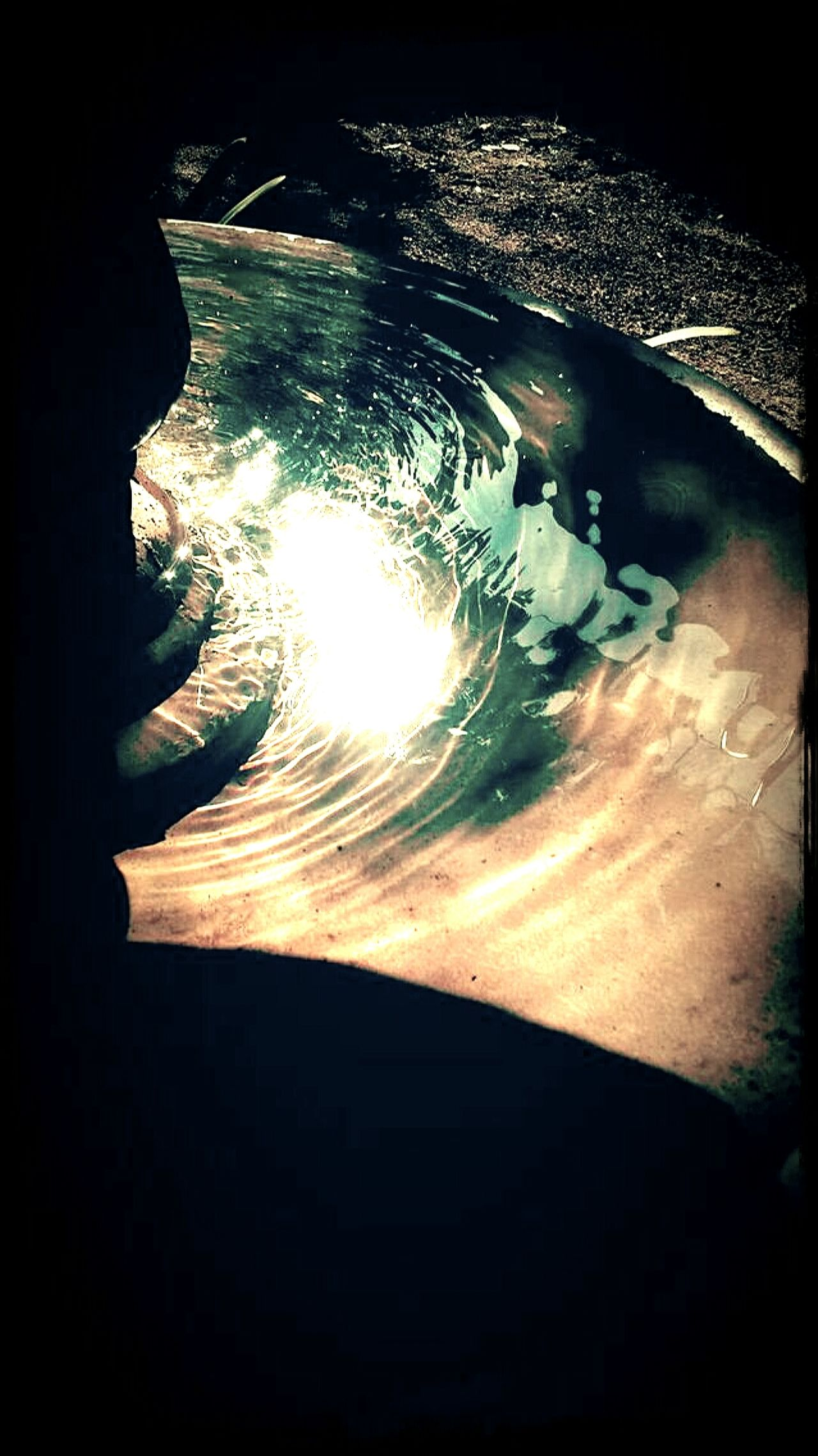 Ripple Effect Water Reflections Waterdrops Bird Bath EyeEm Best Edits EyeEm Gallery