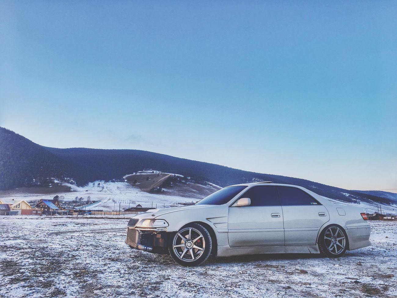 Baikal LakeBaikal Toyota Tourerv Car