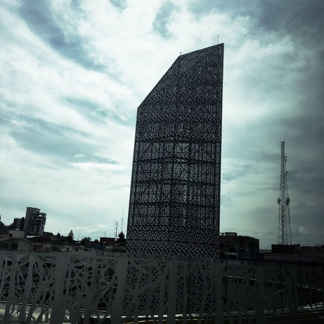 A la salida de Puebla Streetphotography IPhoneography Urban@ndante