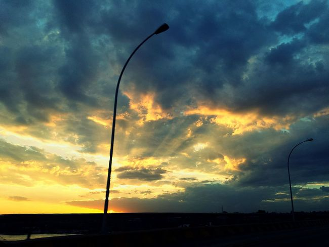 Sky Skyporn Sky Collection Clouds Sun Sunset Raiosdesol Yellow Nature Brazil