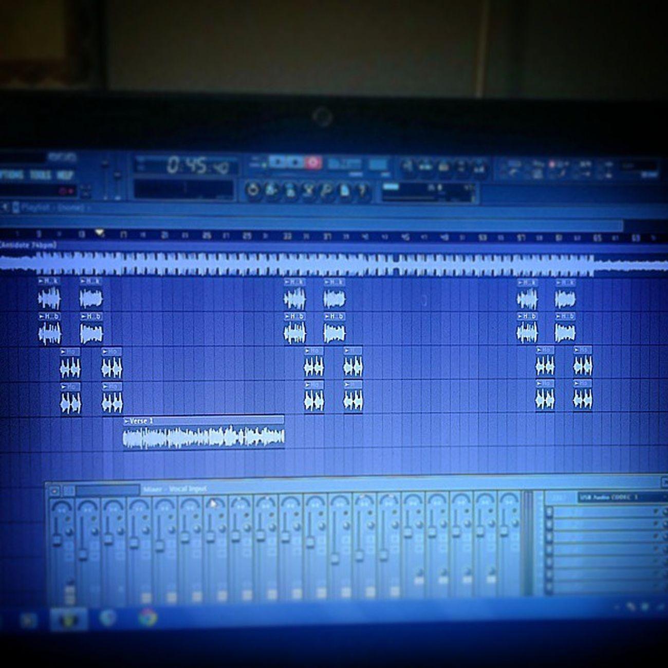 7 minutes and already damn near done.. WellPrepaired Retonto Mixtape NoHeartGang