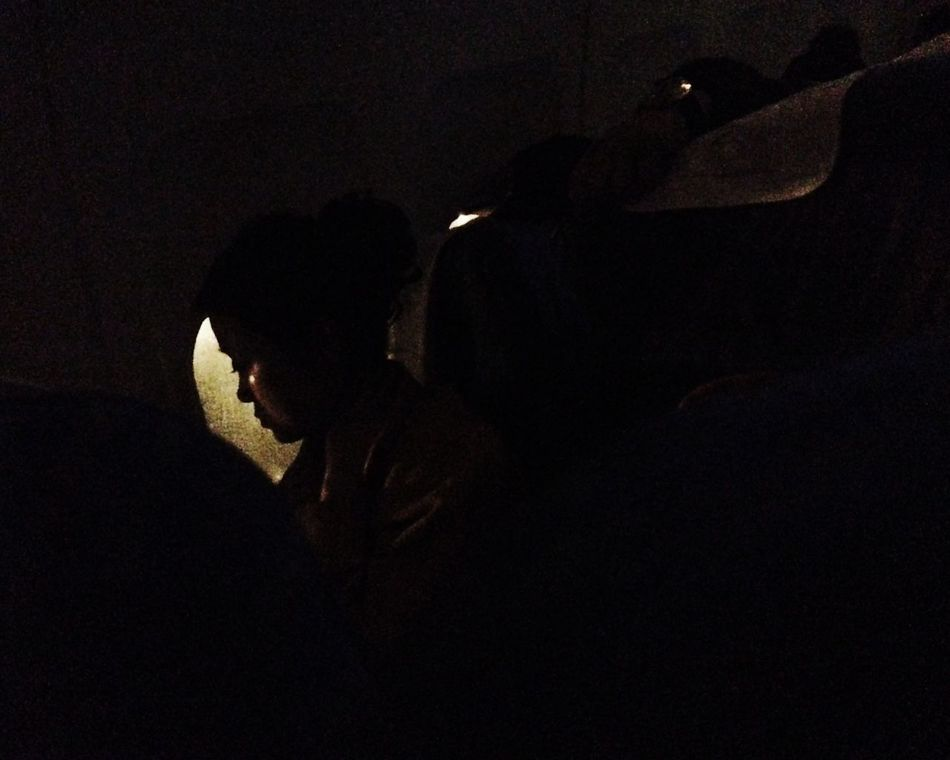 On The Plane ✈ BEIJING北京CHINA中国BEAUTY Look Out Real People One Person Lifestyles Night Indoors  Men People Adult Long Goodbye