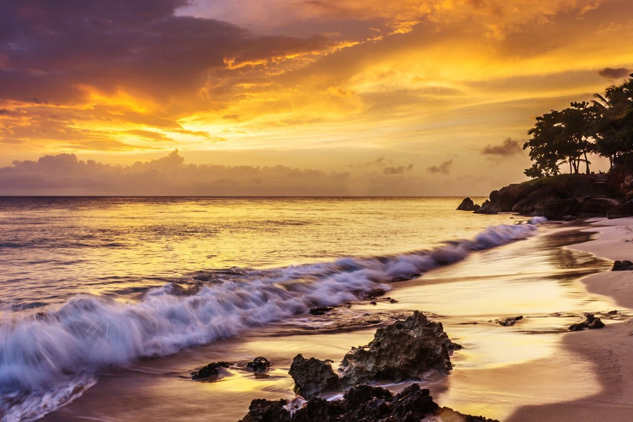 Beautiful stock photos of puerto rico, Aguadilla, Beauty In Nature, Blurred Motion, Cloud - Sky