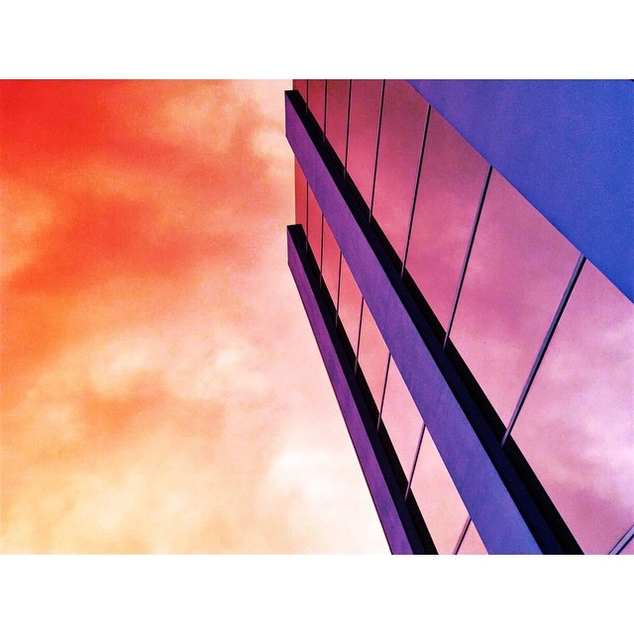 architecture, building exterior, built structure, low angle view, modern, sky, skyscraper, city, no people, outdoors, cloud - sky, corporate business, tall, day, travel destinations