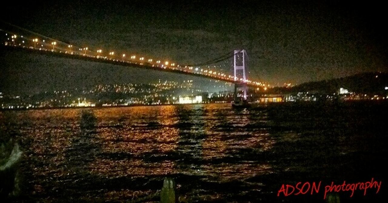 Istanbul Istanbul Turkey ADSON....📷❤ ADSONphotography Leisure Activity AMMAR ADSON City Illuminated Night Bridge - Man Made Structure Built Structure City Connection Architecture GutenNacht غرباء One Person Beauty In Nature Guten Morgen Real People Full Length Large Group Of Objects Animal Themes Red Popular Music Concert