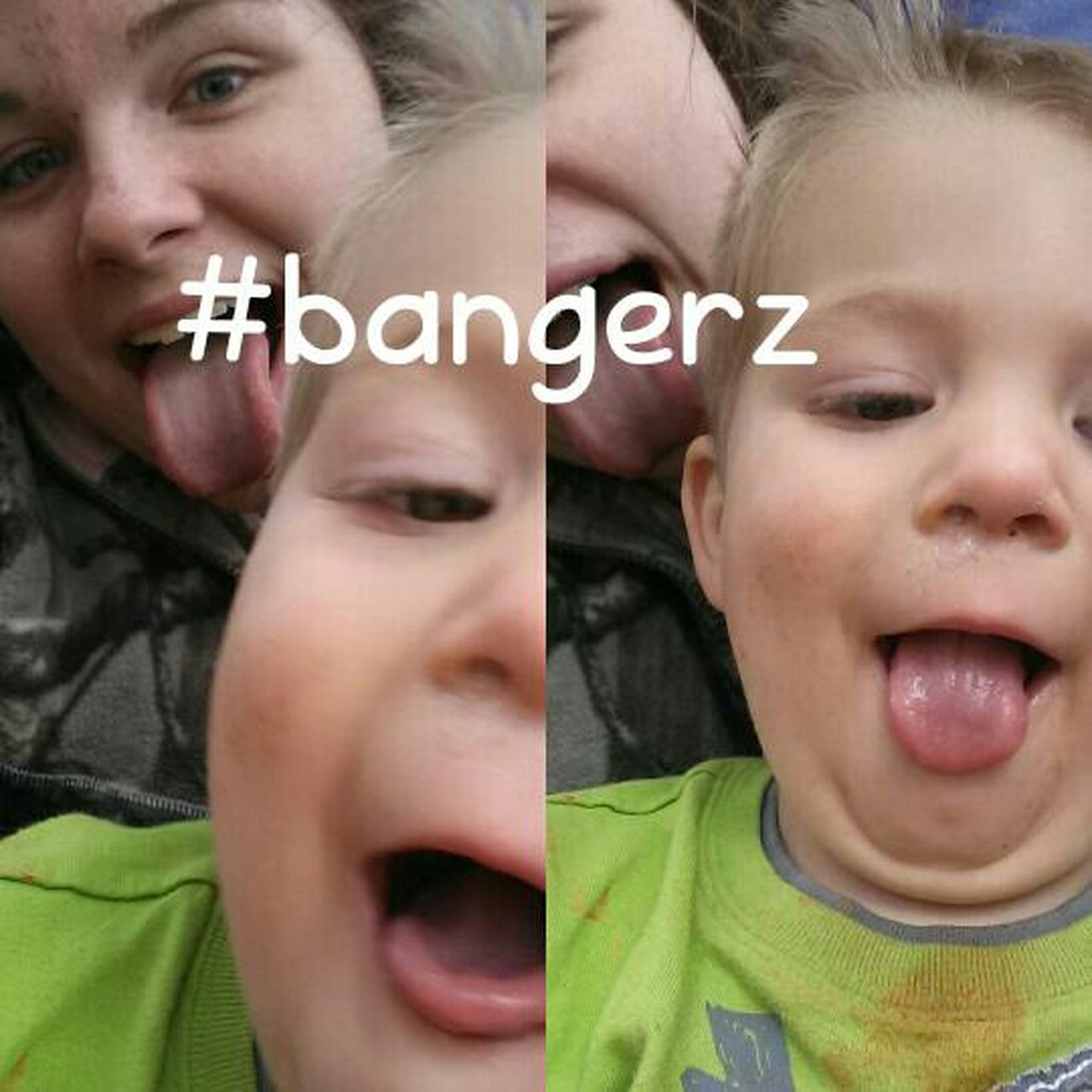 Me and My Nephew <3 Bangerz MileyCyrus #wecantstop Like