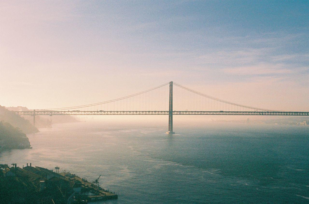 Beautiful stock photos of bridge, Architecture, Bridge, Built Structure, Connection