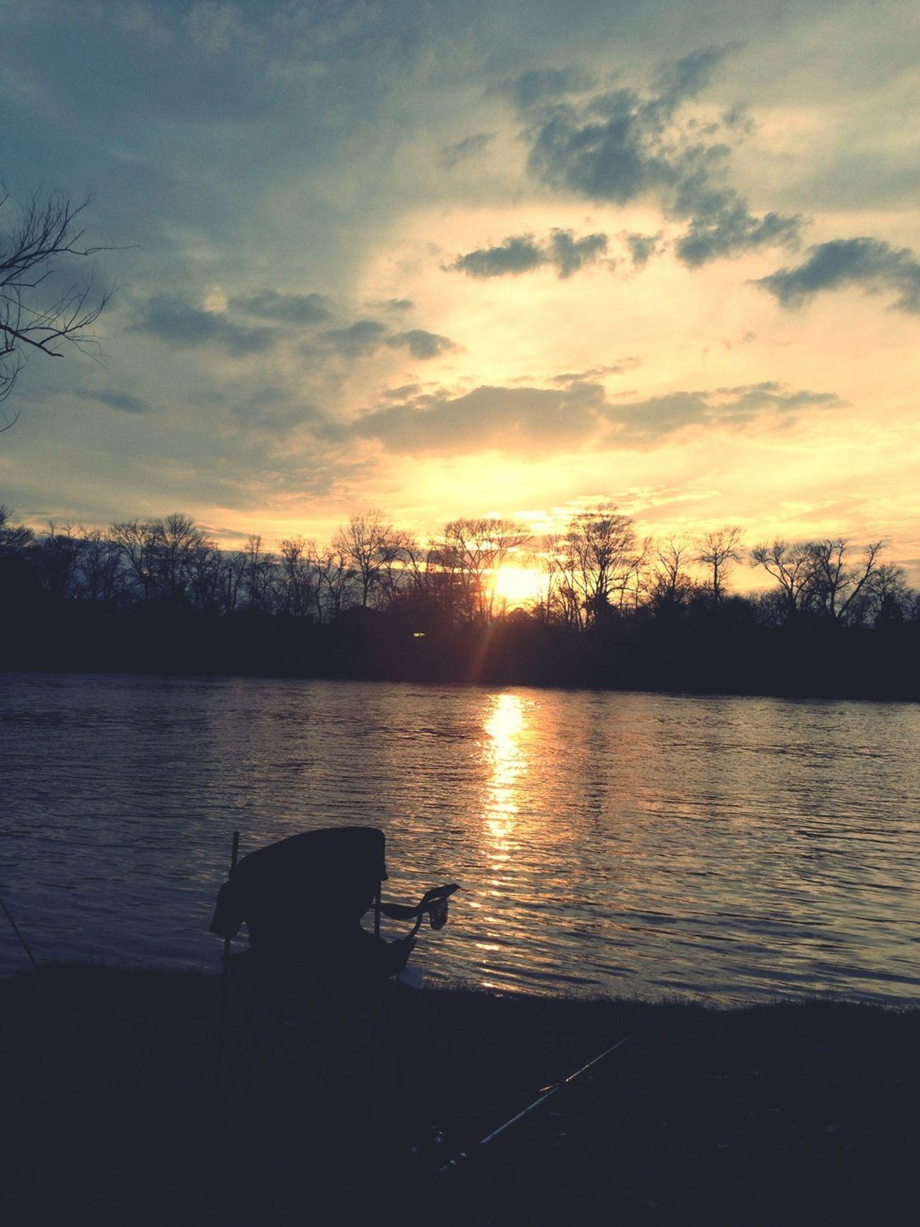 Gone Fishin'