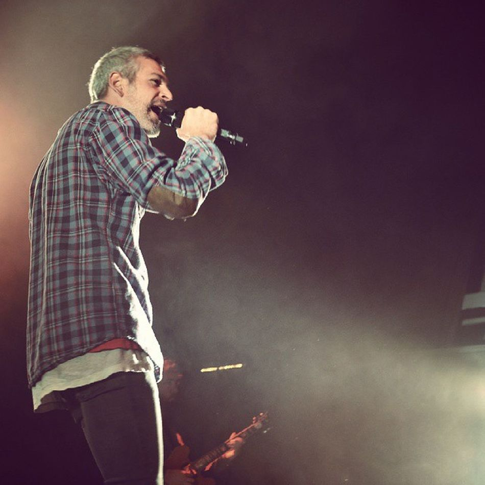 Matisyahu put on an amazing show at TheDepot in Slc . We were able to meet him after such a sincere guy. SaltRoads @Matisyahu