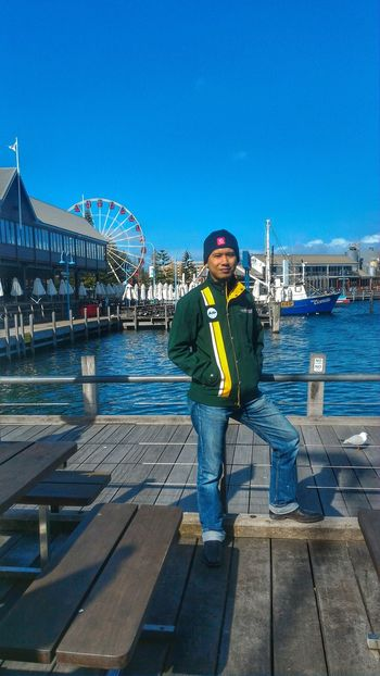 Perth Australia Freemantle Holiday Memories Travel Destinations