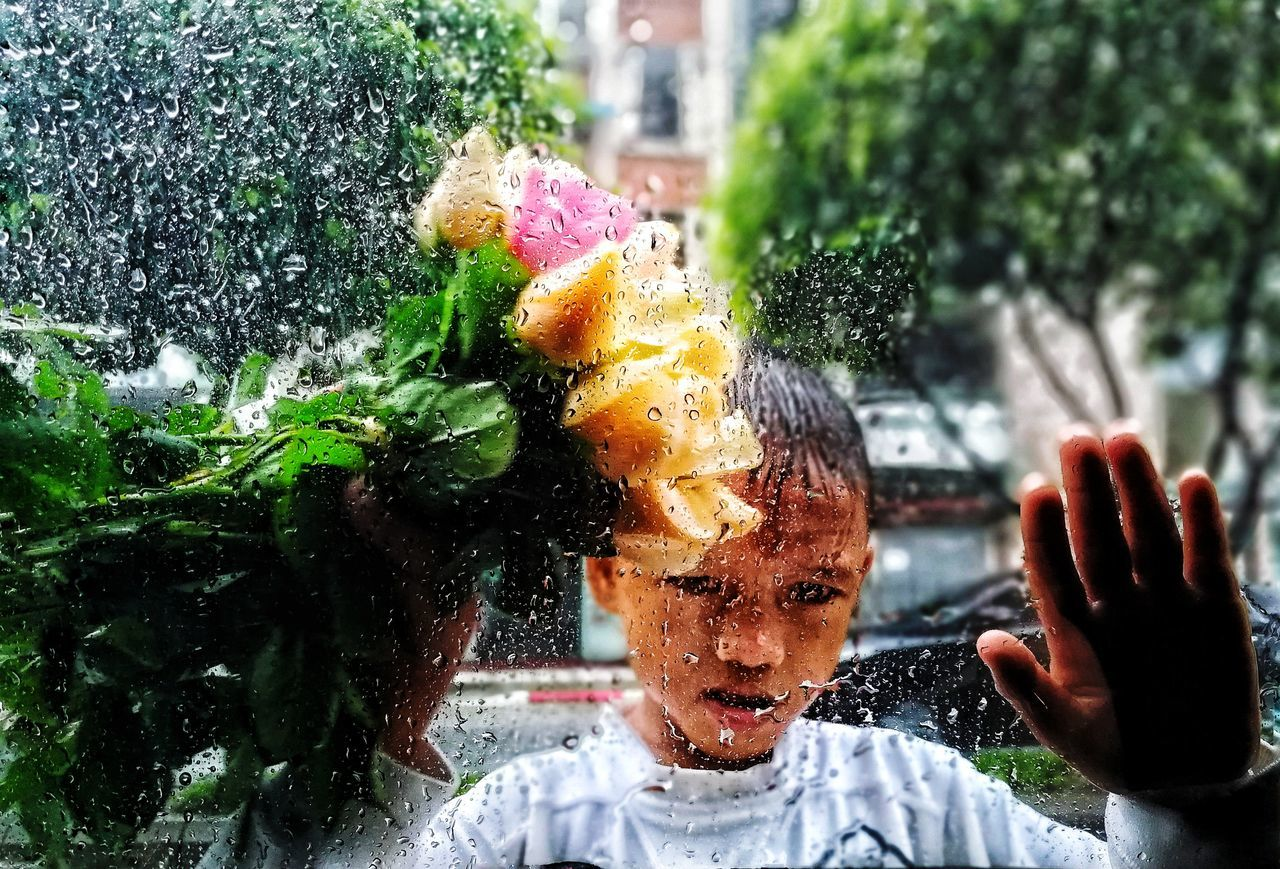 The Week on EyeEm window water day one person wet real people childhood outdoors Happiness child boys girls people close-up Adult Tree Nature Yangon, Myanmar