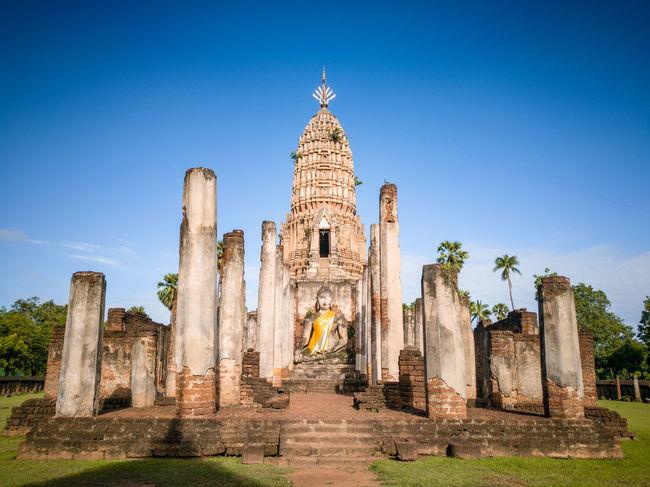 Sukhothai History Park HuaweiP9