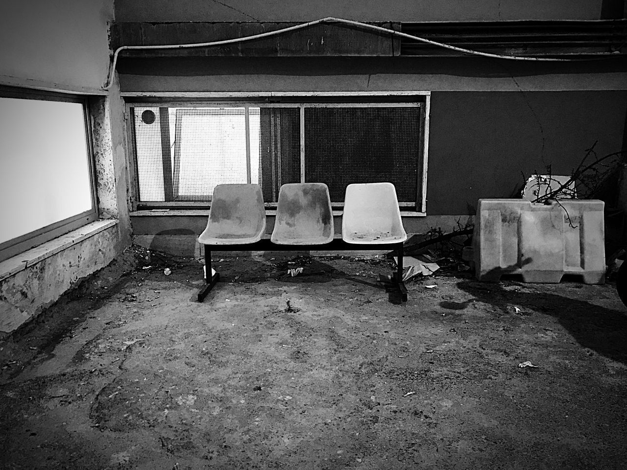 for someone No People Abandoned Chairs Outside Outdoors Empty Sad & Lonely