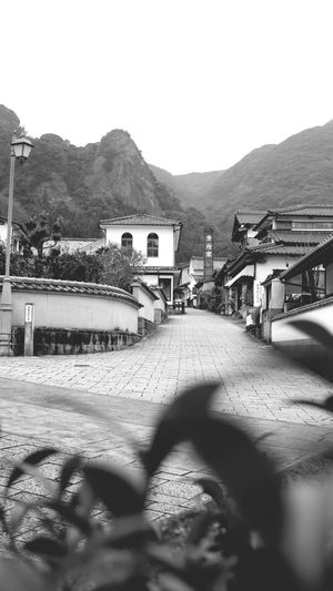 Imari Bnw_collection Bnw Village Life Japanese  Imari Japan Imari Japan Mountain Built Structure Building Exterior Architecture House Outdoors Mountain Range