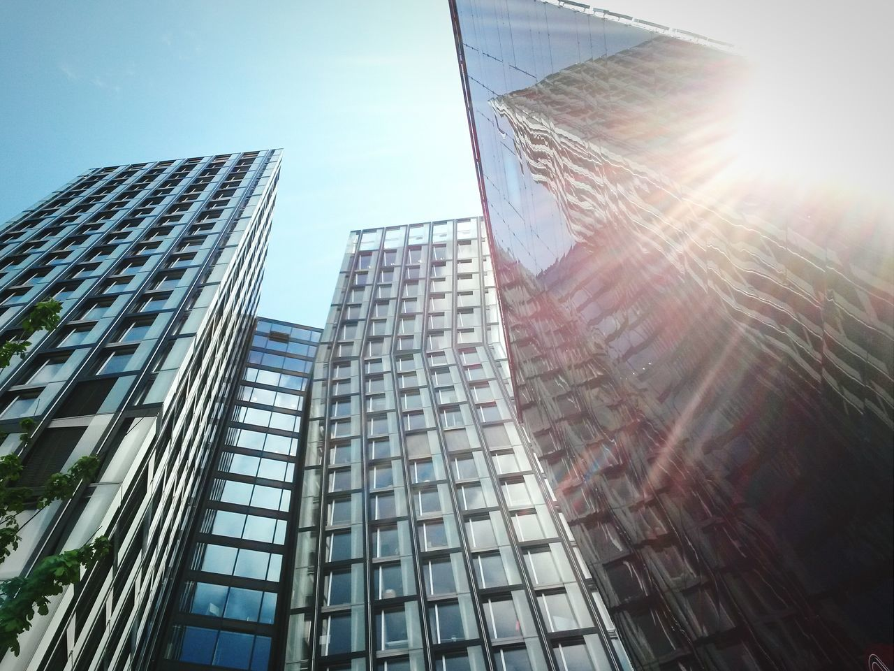 The Architect - 2016 EyeEm Awards Built Structure Building Up Close Street Photography Showing Imperfection Canonphotography No People Architecture Architectural Detail Architecture_collection Sunny Sky_collection Mirror Picture Mirror Light Trails Hamburg Reeperbahn  Windows Häuserfassade Hochhaus Gray Square Fine Art Photography Pivotal Ideas Eyeemphoto