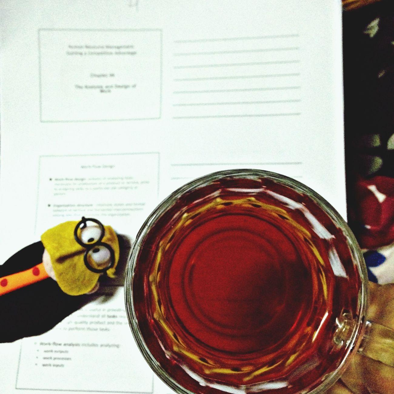 Studying TeaUnited Arab Emirates