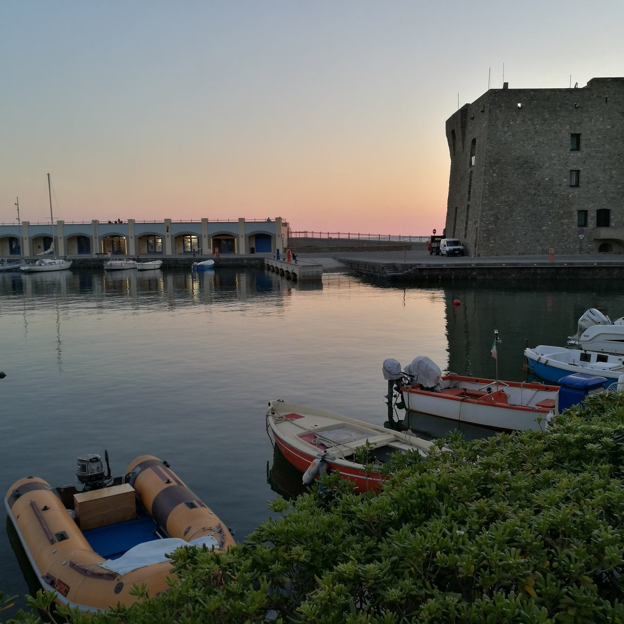 Sunset Sea Porto First Eyeem Photo