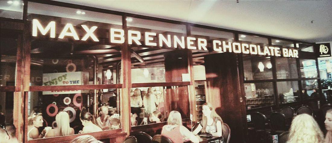 Travel Australia Max Brenner