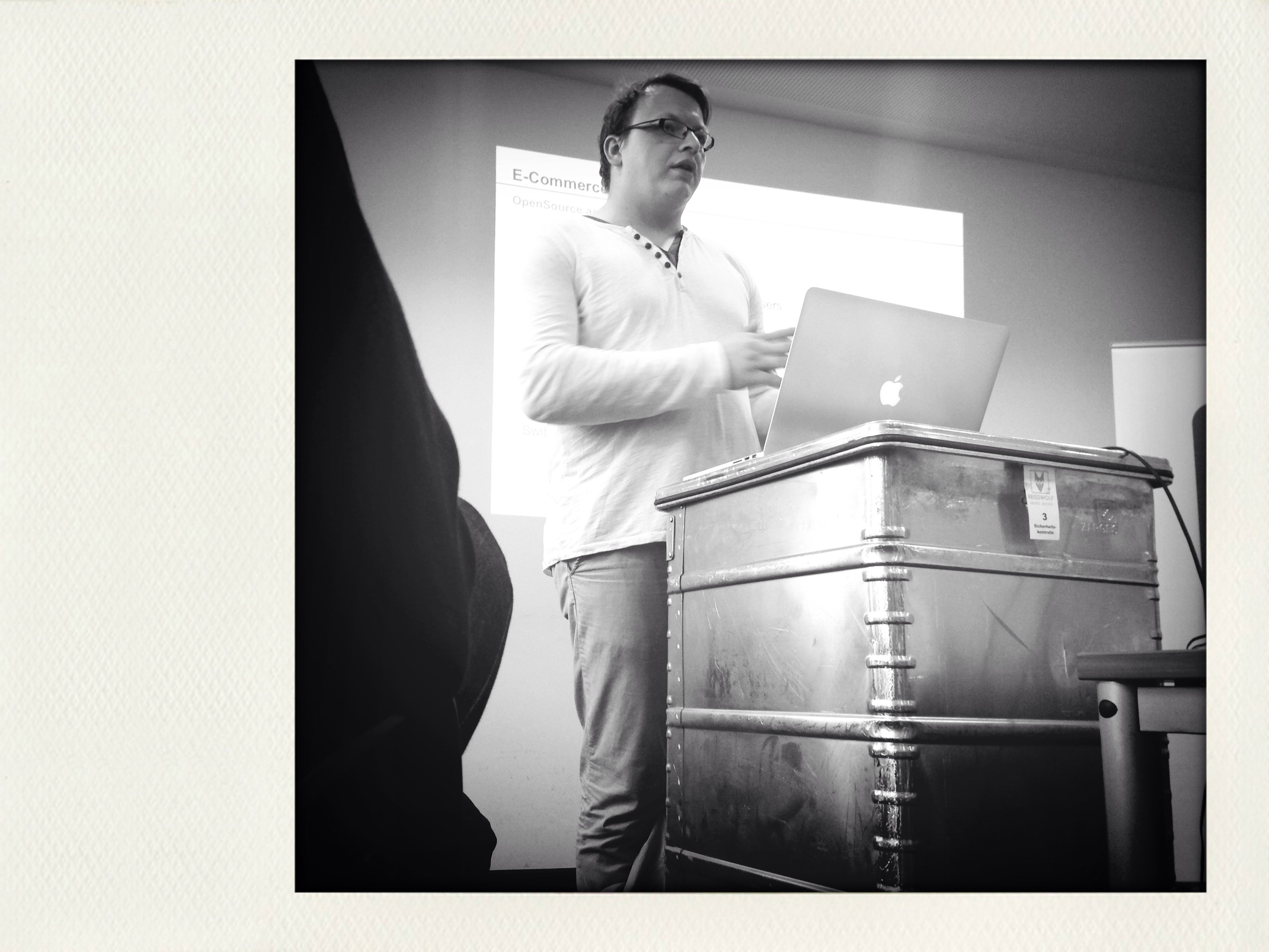 Webmontag Berlin @Tirendo