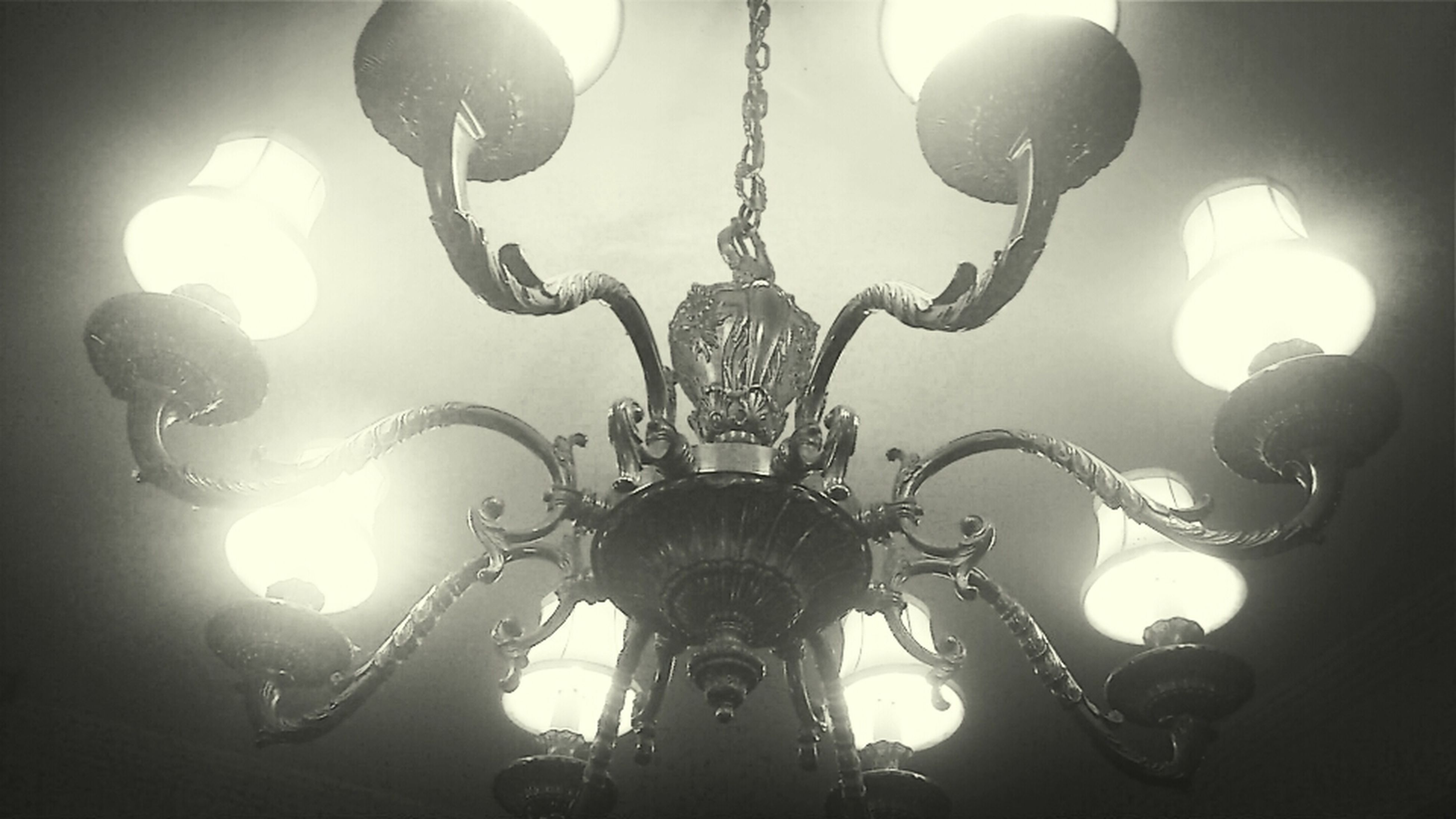 lighting equipment, illuminated, hanging, indoors, low angle view, electricity, decoration, electric light, light bulb, electric lamp, chandelier, ceiling, glowing, light - natural phenomenon, no people, decor, in a row, street light, close-up, lit