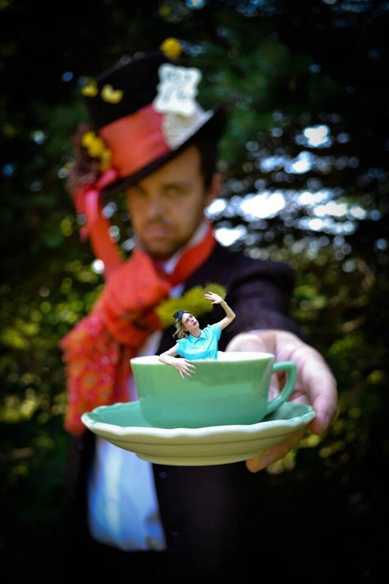 Alice in wonderland was my favorite tale to capture. Thanks to my friends tim & Jess. You guys rock. Fairytale