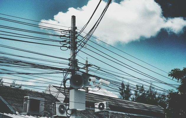 Power Lines by Kenneth