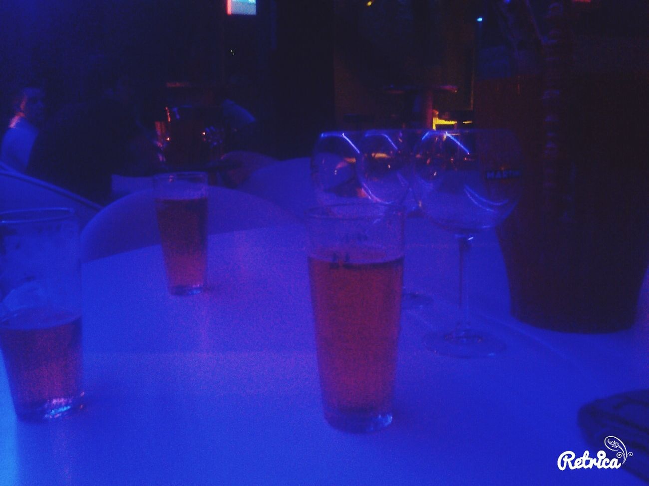 Soiree <3 Alcool  Boitedenuit Black Out