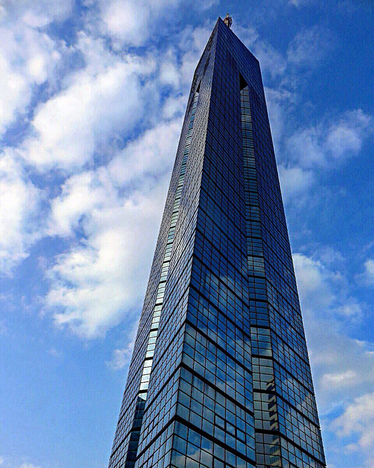 Tower Fukuoka Fukuoka,Japan Fukuoka-shi Fukuokatower Arcteture Sky Sky_collection Clouds And Sky Sky And Clouds Sky_collection Blue Sky Skylovers