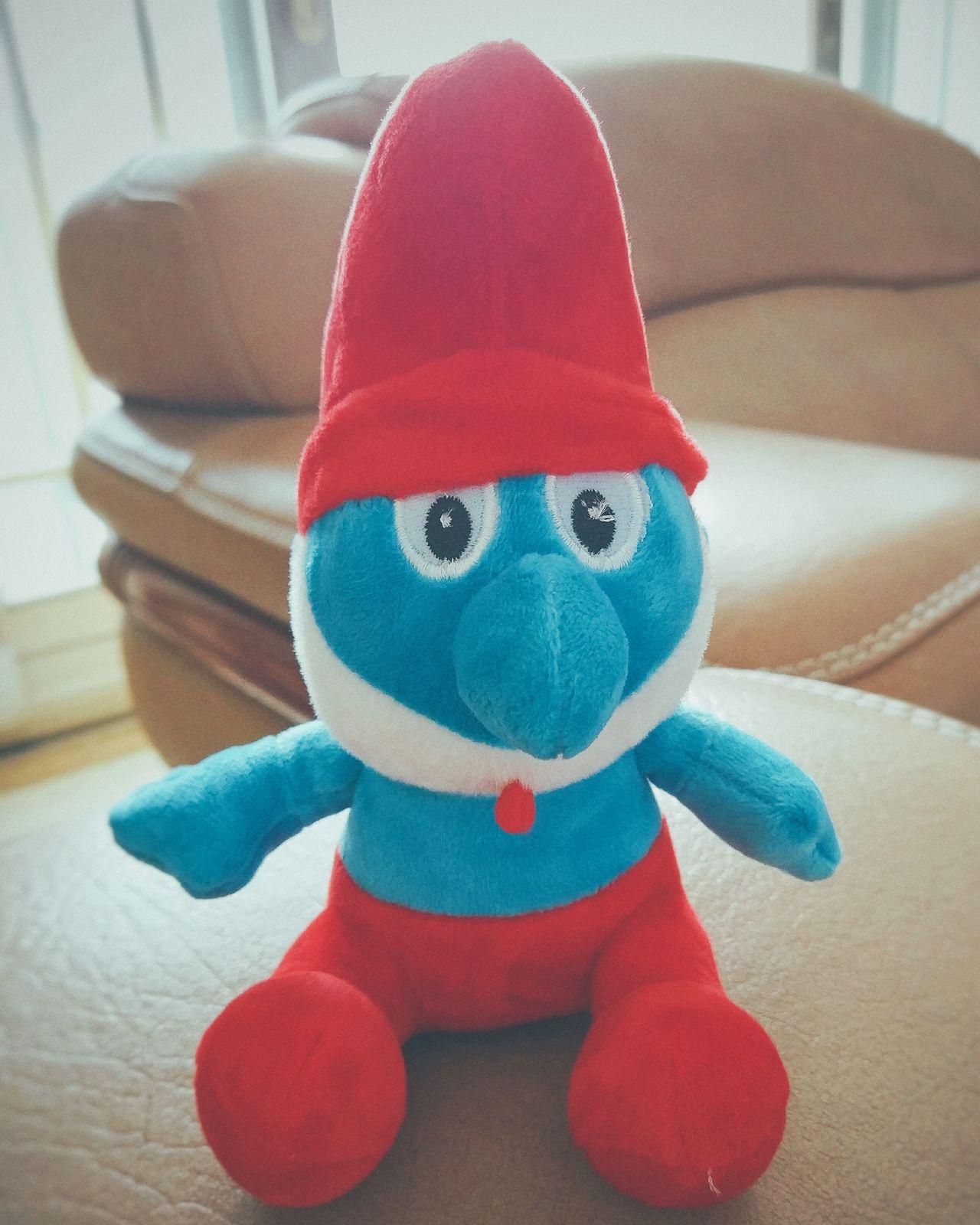 蓝精灵 520