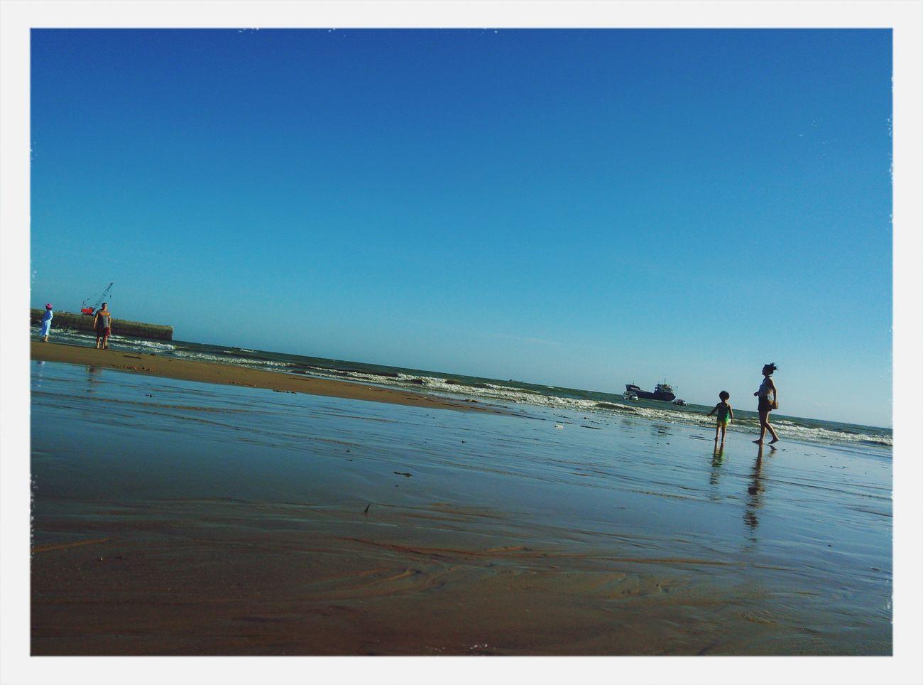 At The Beach.!!. Sea ~ ☀