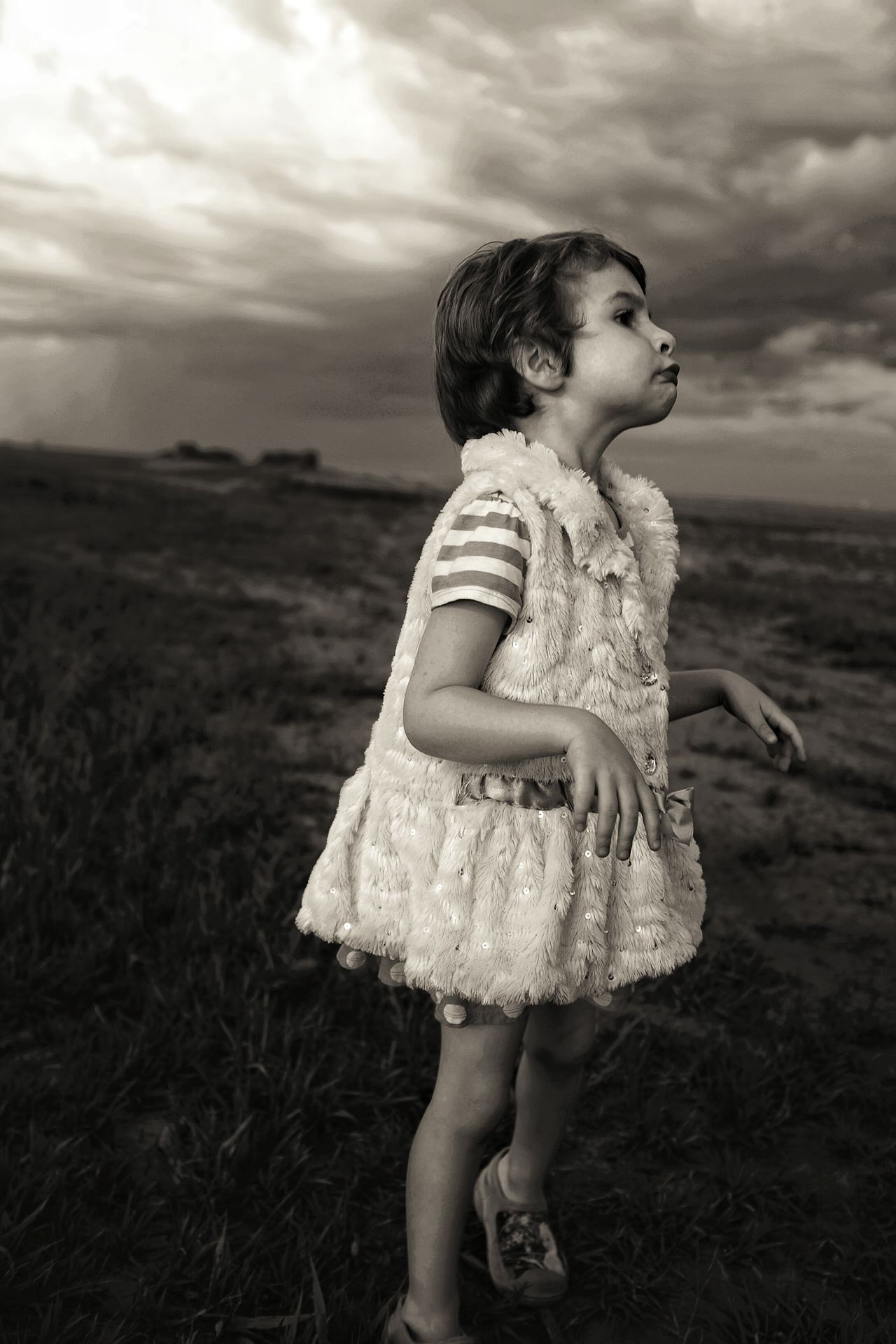 Beautiful stock photos of zombie,  4-5 Years,  Childhood,  Cloud - Sky,  Cloudy