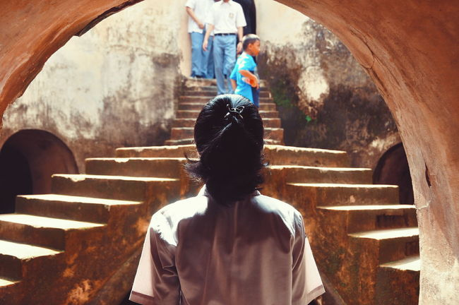 Explorejogja Tamansari Tamansariyogyakarta Keraton Sumurgemuling Yogyakarta