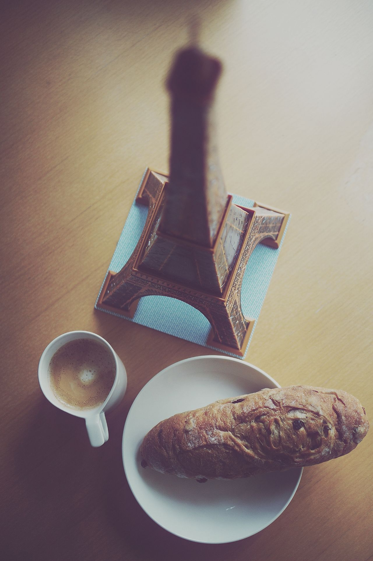 Bonjour DayFinding My Color See What I See Taking Photos Yummy Life Is Beautiful Feeling Inspired High Angle View Morning Life In Motion Breakfast Bread Coffee - Drink Coffee Cup The Week On EyeEem Find My Own Way Somewhere I Remember Eyeem 2017