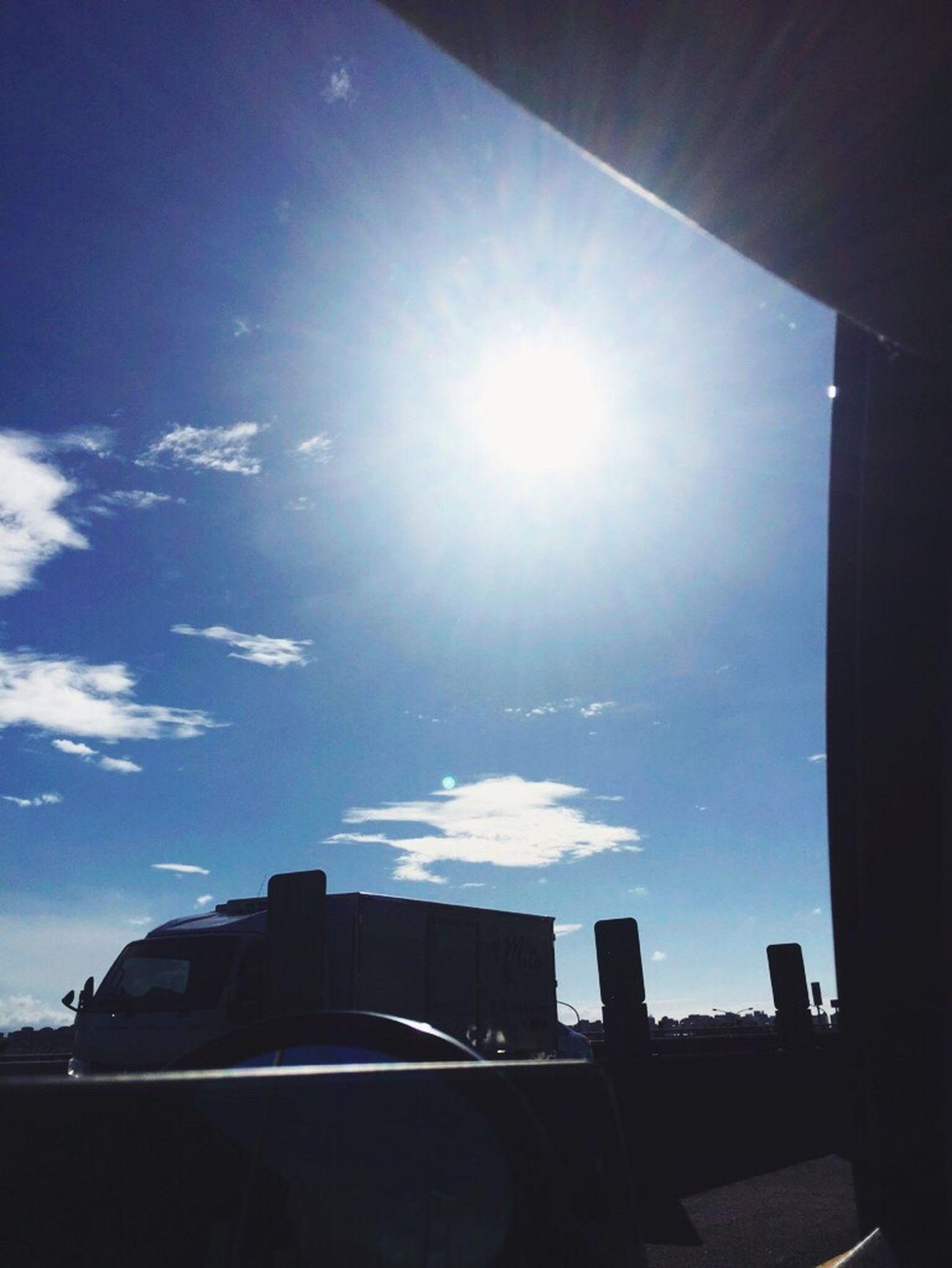📸迎向陽光😎 Sky 美景 天空的畫作 2016 景色 手機の拍攝遠不及眼簾看到之風景⋯⋯ Cloud 好心情 ㄧ瞬間 這扇門