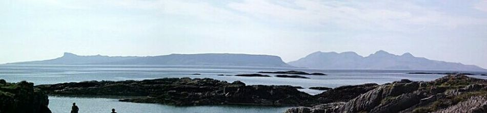 Eigg And Muck Scotland WestCoast Beautiful View