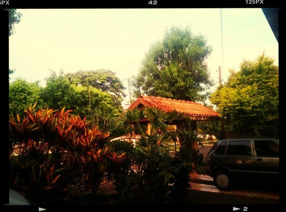 Minha casa, que tanto amo Relaxing Foz Do Iguaçu, Brasil.