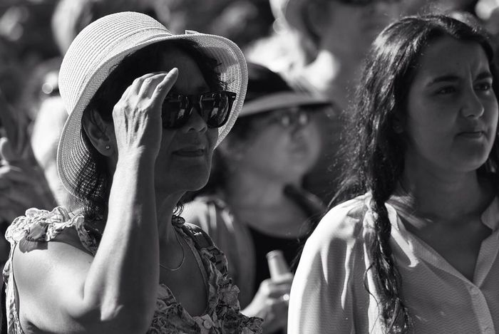 The Moment - 2014 EyeEm Awards Streetphotography Enjoying The Sun Hello World Love=When 2 generations share 1 Passion