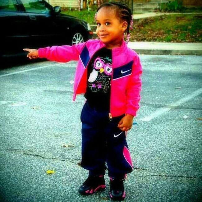 Tymirah Dena<3 My Little Niece :)