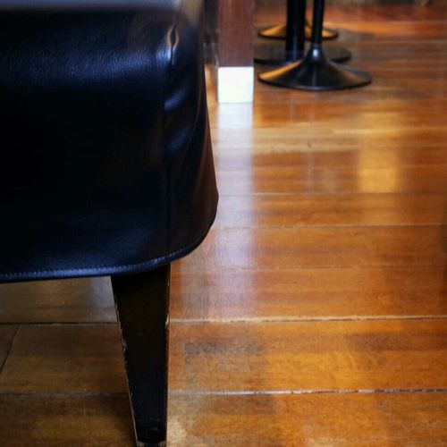 Coffee Time Cafe Chair Floor