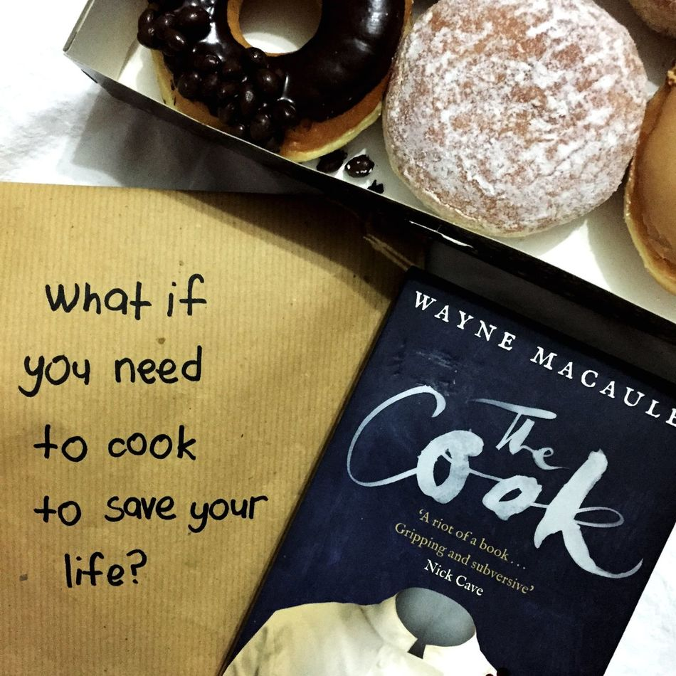 Cooking Novel Doughnuts Food Blind Date Books