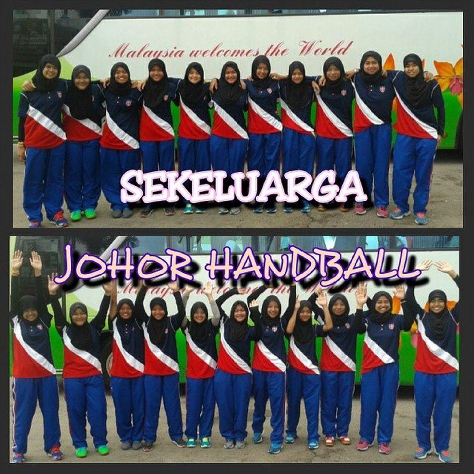Handballjohor Handballmssmkelantan