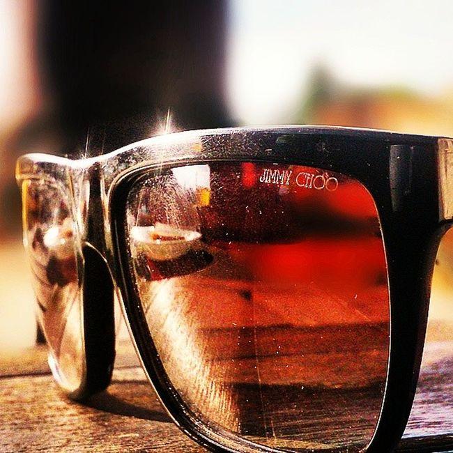 For when the sun shines bright. Jimmychoo Sunglasses