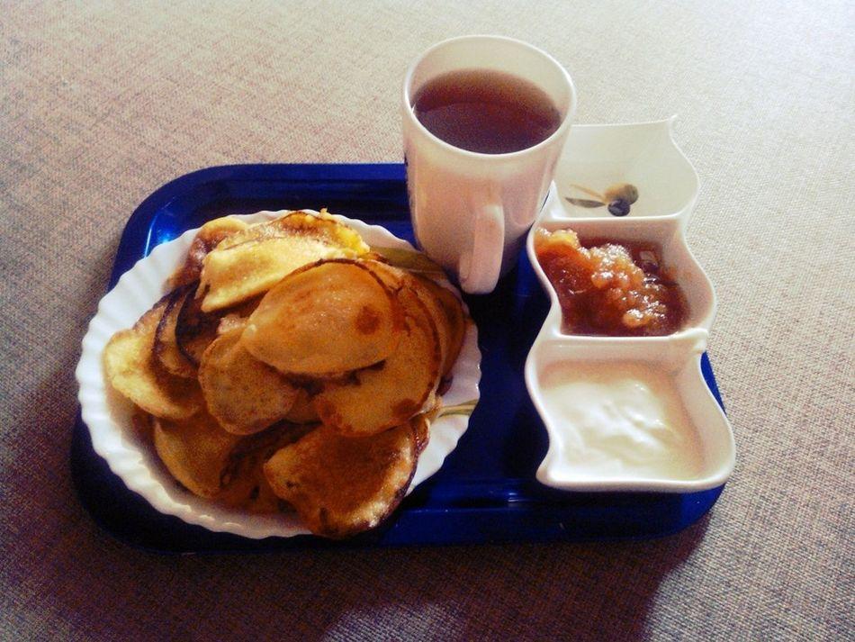 мой #завтрак ^^ ном ном ном