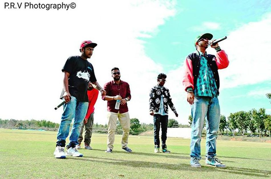 """Hip-Hop Kannadigaru"" Thebest Kannadigaru Love For HipHop"