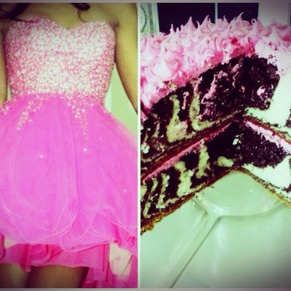 Dahh Dress&Cake Fahh Dahh Party ( : ❤✔