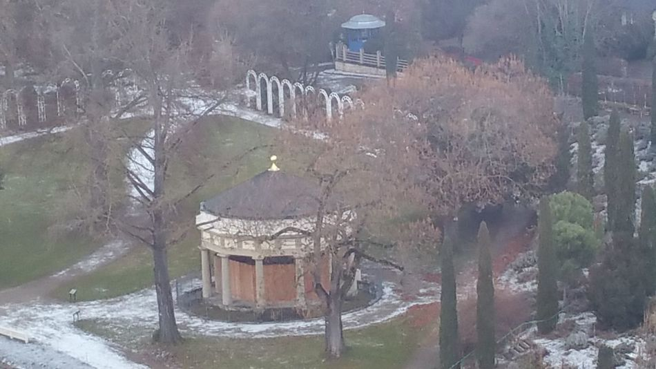 High Angle View Social Issues One Person Cold Temperature Outdoors Nature People Day Adult Ludwigsburgpalace My Point Of View Without Hope I Like Taking Photos I Like Eyeem So Much I LIKE👍EyeEm😃👍 Extreme Weather No People Village Built Structure Landscape Travel Destinations