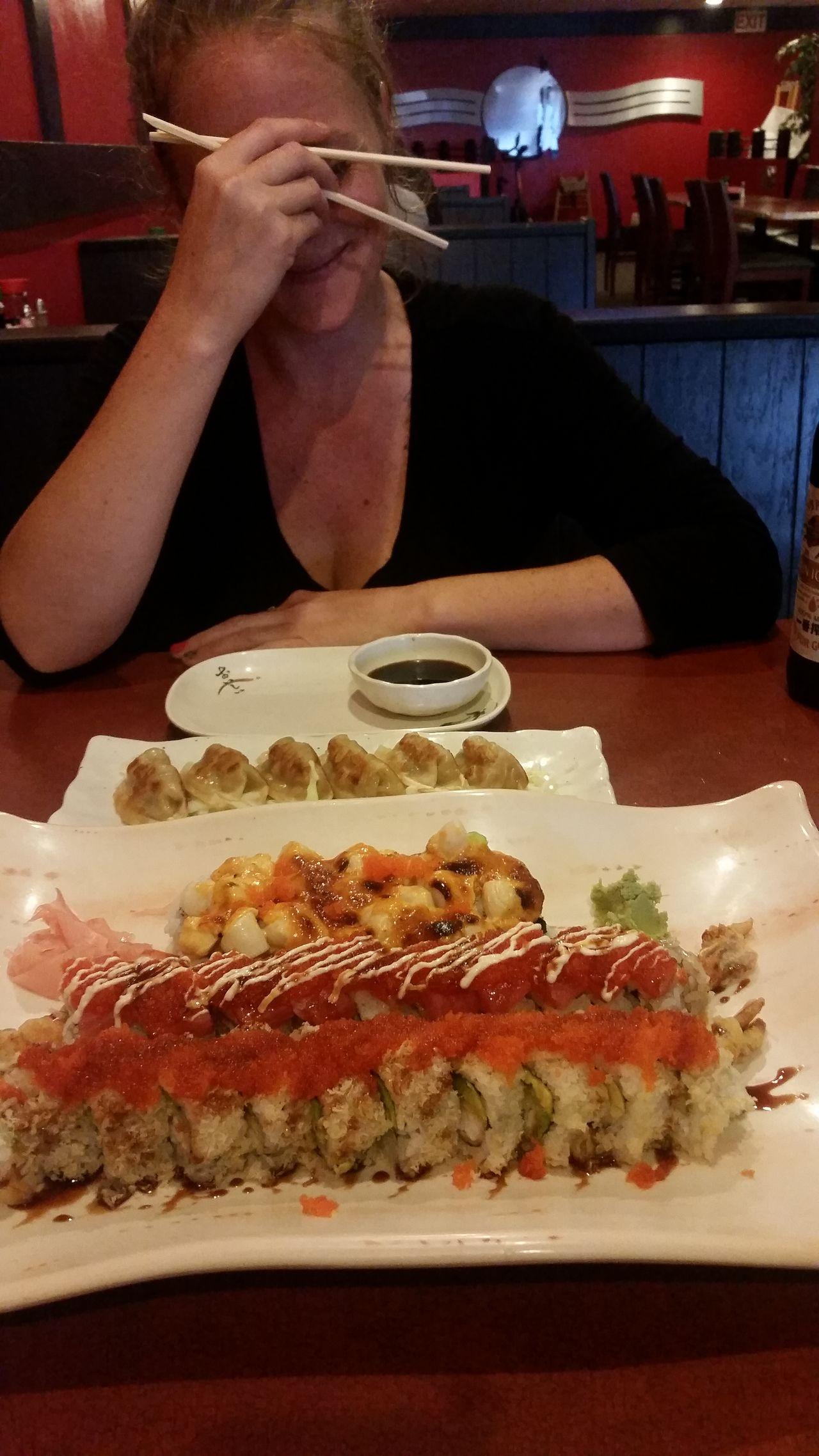 Sushiporn Sushiwithmy Love Sushidate Sushiaddict Sushi!
