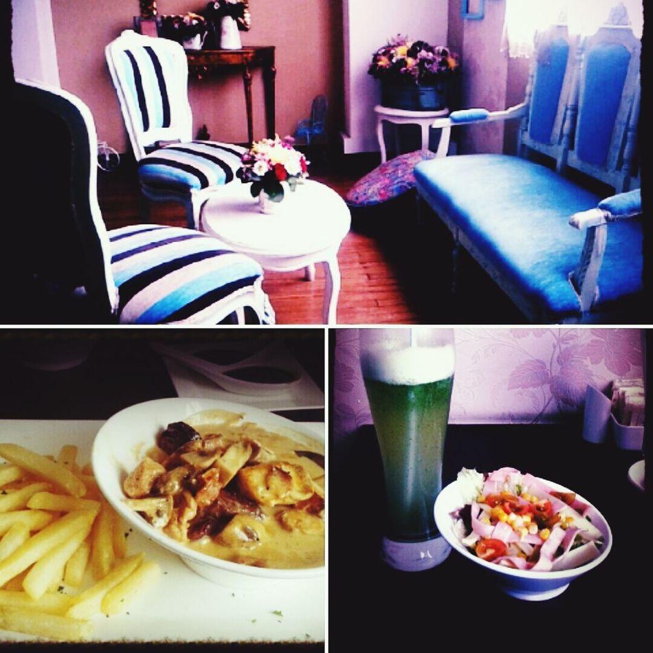 Vintage lunch ♥