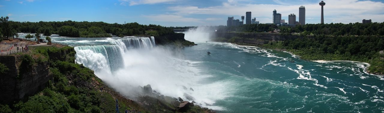 Beautiful stock photos of niagara falls, Architecture, Beauty In Nature, Built Structure, Cityscape