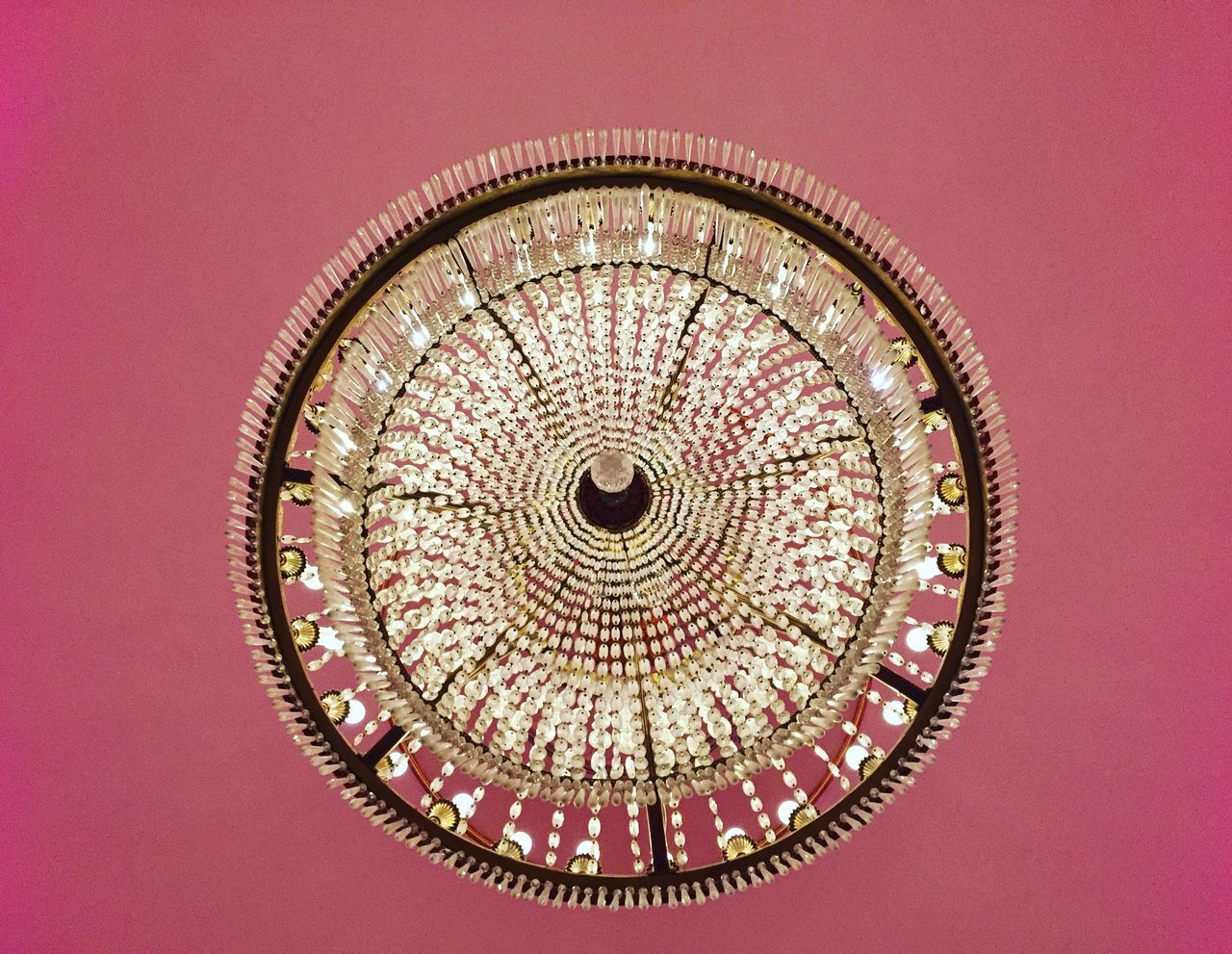 Ceiling Chandelier Close-up Directly Below Electric Light Electricity  Elégance Geometric Shape Hanging Indoors  Indoors  Luxury Magic No People Photography Royal Single Object Technology